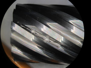 carbide endmills finishing process