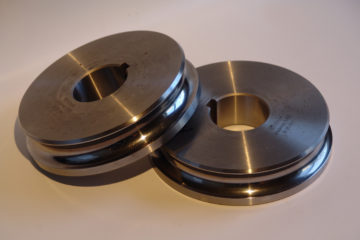 Burnishing and Riveting Dies